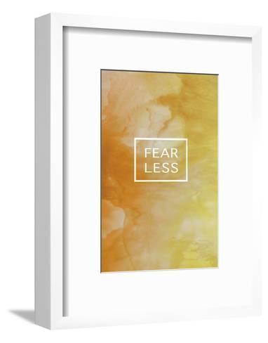 Fearless Fluorescent-Lottie Fontaine-Framed Art Print
