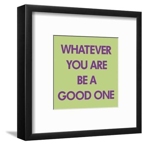 Good One-Tom Frazier-Framed Art Print
