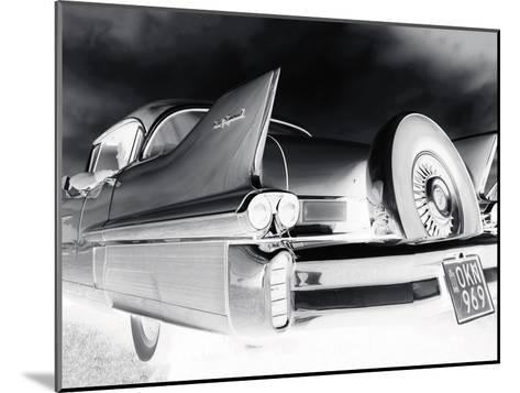 X-ray - Cadillac Fleetwood Sixty, 1958-Hakan Strand-Mounted Art Print