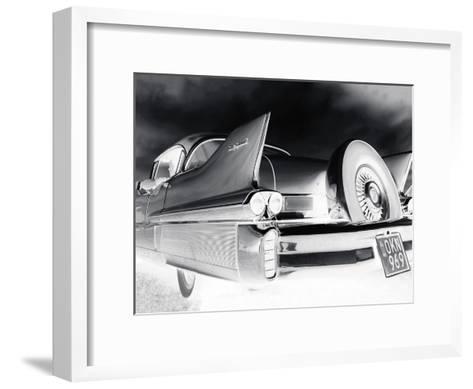 X-ray - Cadillac Fleetwood Sixty, 1958-Hakan Strand-Framed Art Print