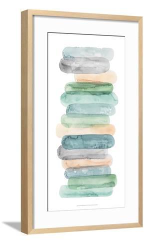Pastel Matchsticks II-Grace Popp-Framed Art Print