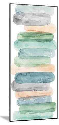 Pastel Matchsticks II-Grace Popp-Mounted Art Print