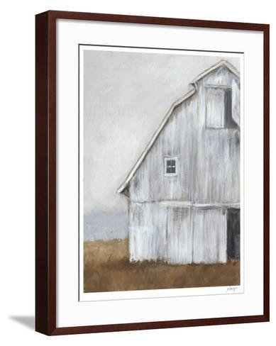 Abandoned Barn II-Ethan Harper-Framed Art Print