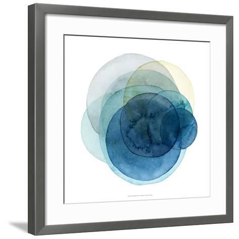 Evolving Planets I-Grace Popp-Framed Art Print