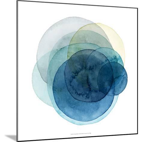 Evolving Planets I-Grace Popp-Mounted Giclee Print