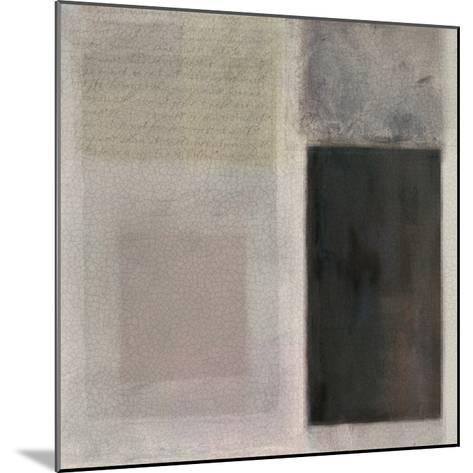 Muted Hues I-Victoria Borges-Mounted Giclee Print