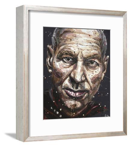 Star Trek - Picard--Framed Art Print