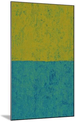 Monochrome (Green), 2011-Vlado Fieri-Mounted Giclee Print