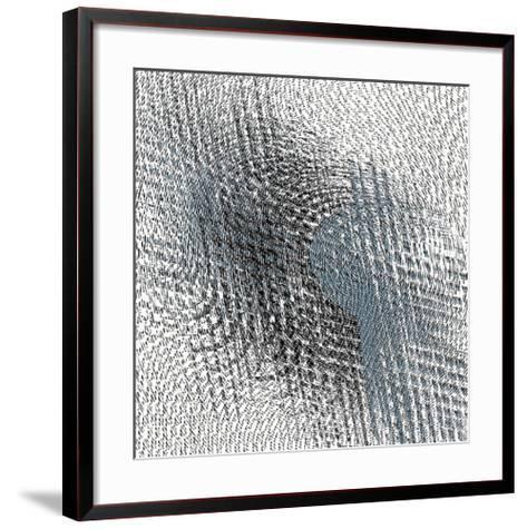 Senza Titolo, 2015-Ivan Melotti-Framed Art Print
