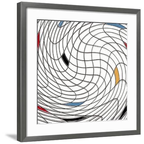 Sans Titre, 2015-Anne Monteil-Framed Art Print