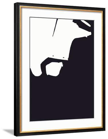 Racines,2015-Marie-Cecile Clause-Framed Art Print