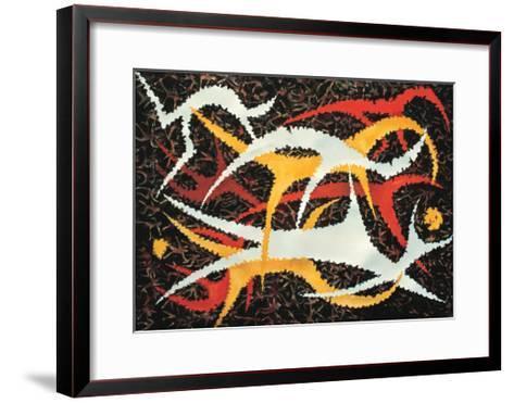 Strength and Beauty-Chuankuei Hung-Framed Art Print