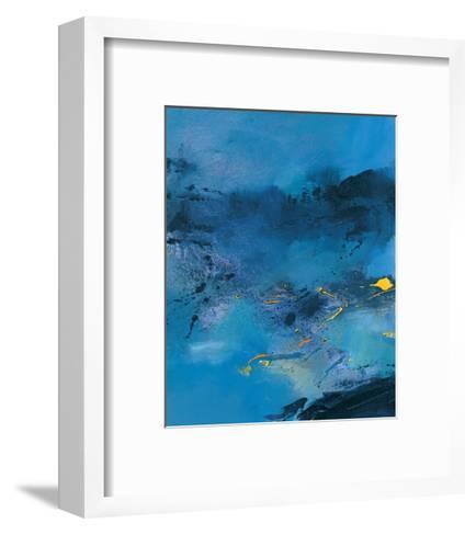 Mind as a Sea 1-Pihua Hsu-Framed Art Print