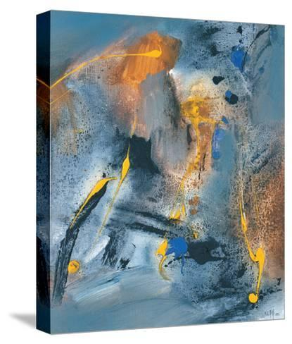 Wild Ride 3-Pihua Hsu-Stretched Canvas Print
