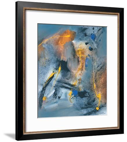 Wild Ride 3-Pihua Hsu-Framed Art Print