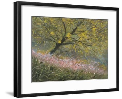 Hectic Spring-Pihua Hsu-Framed Art Print