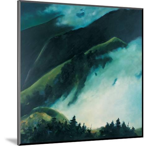 When Clouds are Rising from the Mountain-Pihua Hsu-Mounted Giclee Print