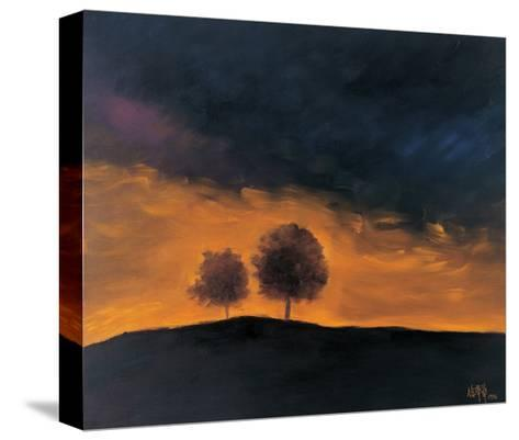 Splendid Sky-Pihua Hsu-Stretched Canvas Print