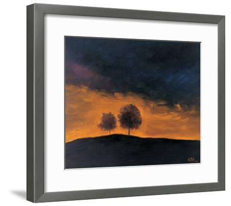Splendid Sky-Pihua Hsu-Framed Art Print