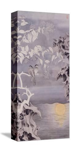 Moon River-Hsi-Tsun Chang-Stretched Canvas Print
