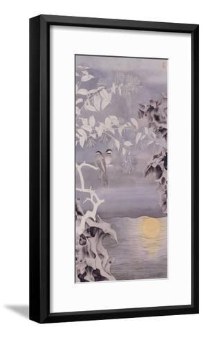 Moon River-Hsi-Tsun Chang-Framed Art Print