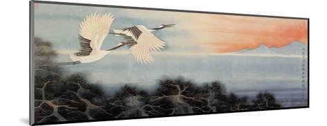 Flying at Dawn-Hsi-Tsun Chang-Mounted Giclee Print