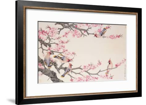 Singing Birds in Spring-Hsi-Tsun Chang-Framed Art Print