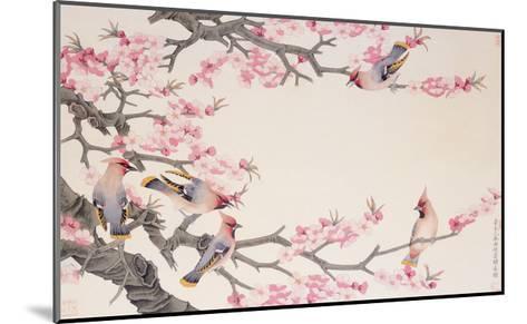 Singing Birds in Spring-Hsi-Tsun Chang-Mounted Giclee Print