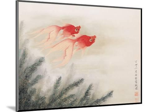 Twin Fish-Hsi-Tsun Chang-Mounted Giclee Print