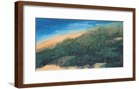 A Remote Corner of the Earth-Chingkuen Chen-Framed Art Print