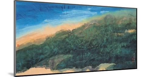 A Remote Corner of the Earth-Chingkuen Chen-Mounted Giclee Print