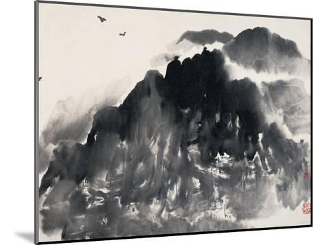 In the Mountain-Deng Jiafu-Mounted Giclee Print