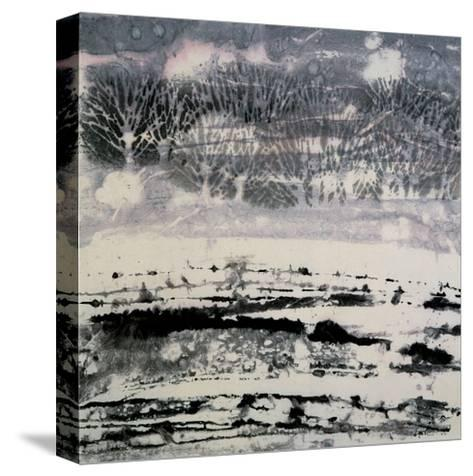 Snow-Yunlan He-Stretched Canvas Print