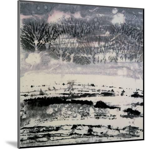 Snow-Yunlan He-Mounted Giclee Print