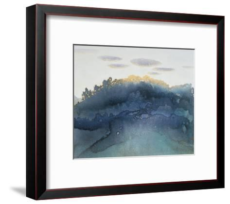 Clouds at Dusk-Yunlan He-Framed Art Print