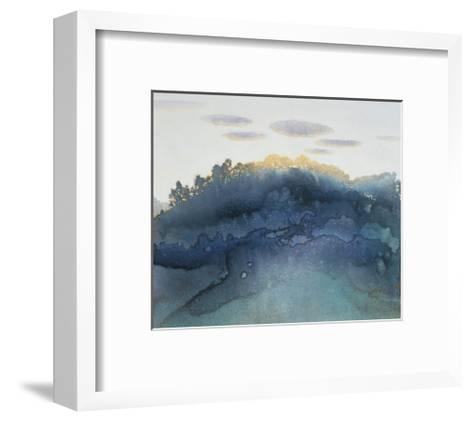 Clouds at Dusk-Yunlan He-Framed Art Print