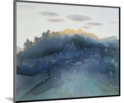 Clouds at Dusk-Yunlan He-Mounted Giclee Print