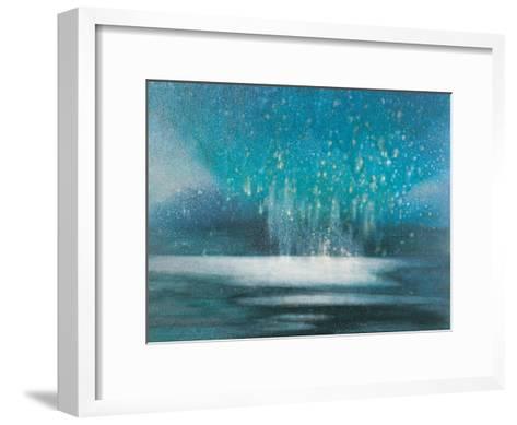 Starry Sky-Yunlan He-Framed Art Print
