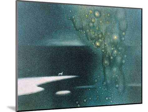 Stars from Sky to River-Yunlan He-Mounted Giclee Print