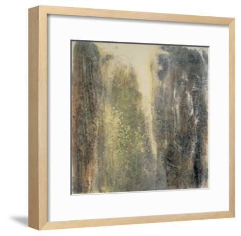 Spring Girl-Yunlan He-Framed Art Print