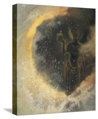 Deity-Yunlan He-Stretched Canvas Print
