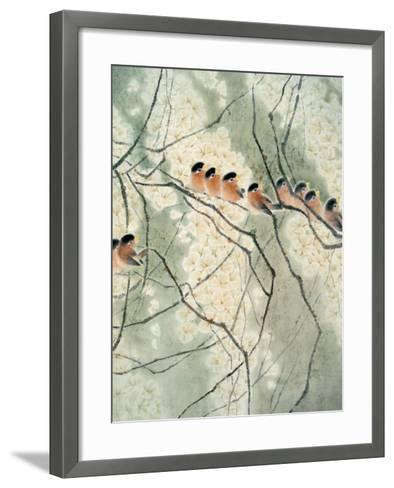 Aroma of Early Spring-Minrong Wu-Framed Art Print