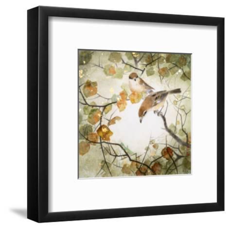 Lanius Schach-Minrong Wu-Framed Art Print