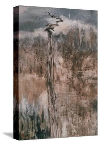 Tree's Spirit and the Reflection-Wanqi Zhang-Stretched Canvas Print