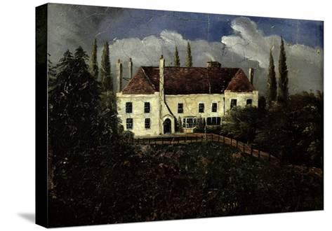 Chawton House--Stretched Canvas Print