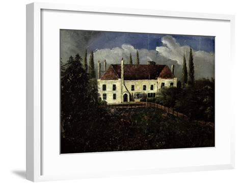 Chawton House--Framed Art Print