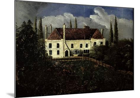 Chawton House--Mounted Giclee Print