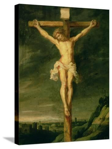 The Crucifixion-Peter Paul Rubens-Stretched Canvas Print