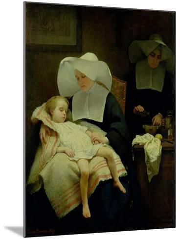 The Sisters of Mercy, 1859-Henriette Browne-Mounted Giclee Print