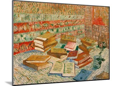 The Yellow Books, c.1887-Vincent van Gogh-Mounted Giclee Print